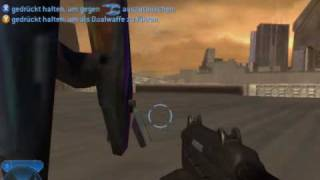 Halo 2 PC-Get the Scarab Gun with a mod program(German Version)for Vista