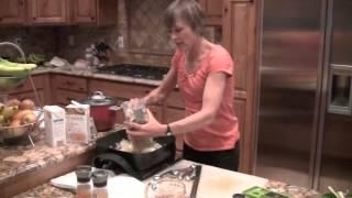 Sharon Mrkonich Pcrm Food For Life Spinach Lentil Soup