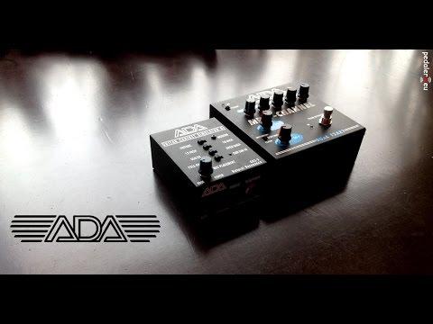 ADA MP-1 Channel & GCS-2 Demo by Simon Gotthelf