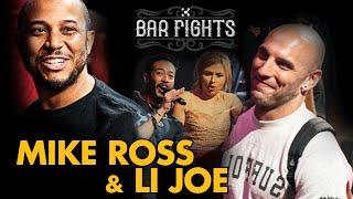 Street Fighter IV  Mike Ross vs LI Joe at Bar Fights 2019