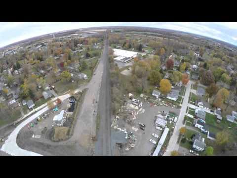 Wellington, Ohio - Underpass Project 2015