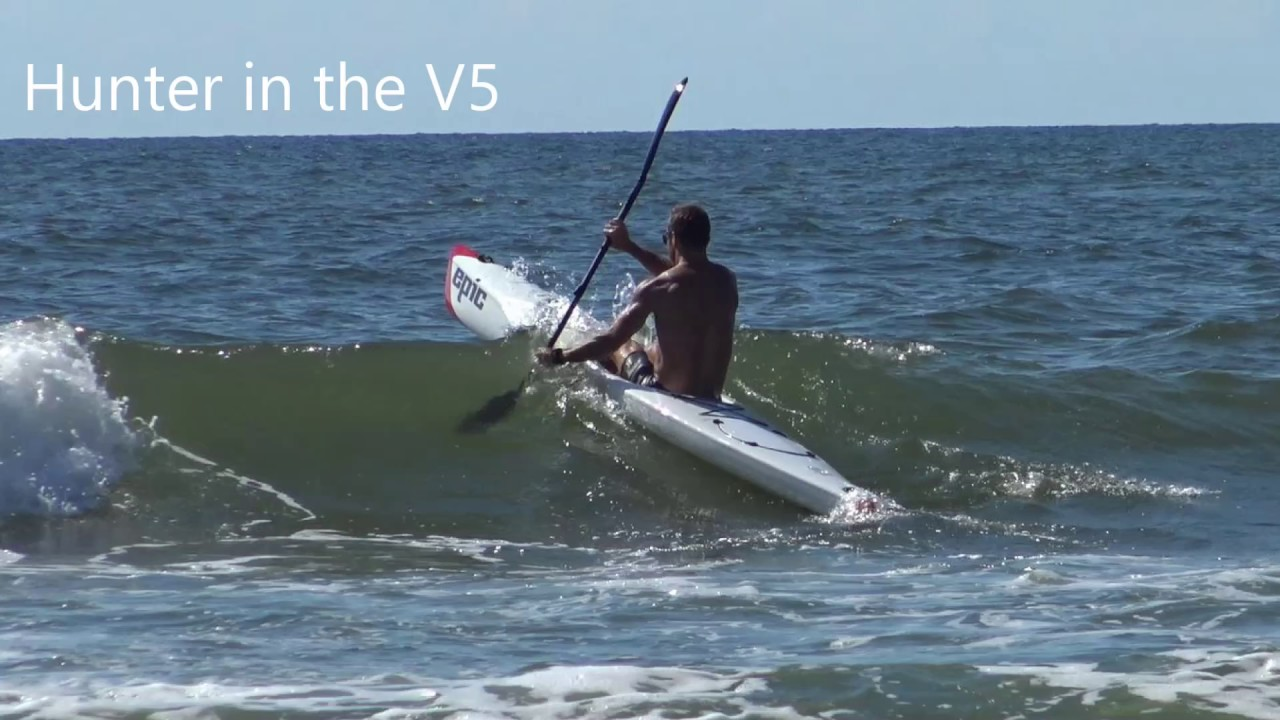 Epic V5 Surf and Sea Trial