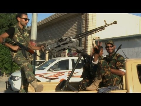 Libya struggles to impose authority on ex-rebels