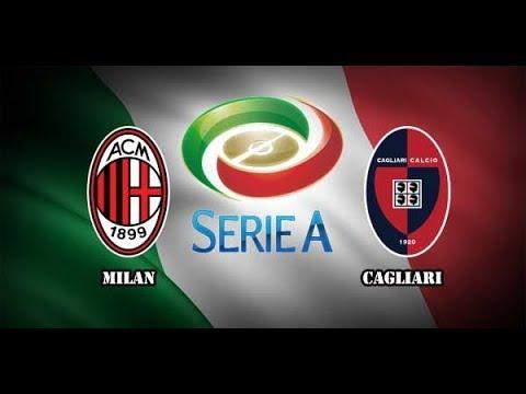 Live Streaming AC MILAN VS CAGLIARI
