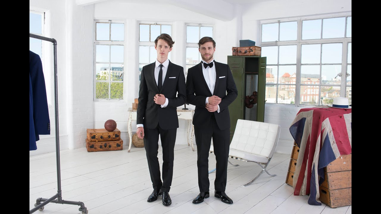 M&S Men\'s Style: The Prom Suits Guide - YouTube