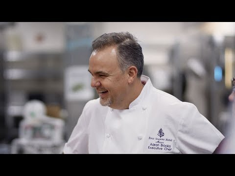 Meet Aussie Native, Executive Chef Aaron Brooks, From Four Seasons Hotel Miami