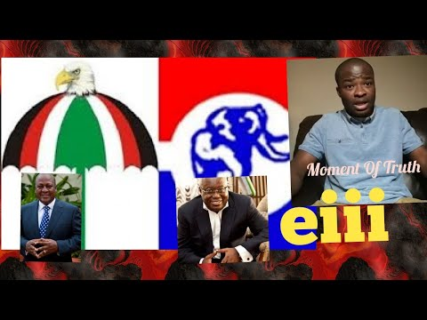 This is how NPP and NDC are killing Ghana Underground (see video are proof)...aww Nana Addo Why? ...