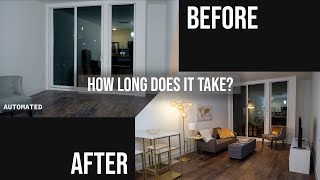 Gambar cover How Long Does It Take To Furnish and Stage an Airbnb Apartment   Realtime Demo And Review
