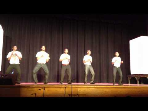 Tindika Lokito - South High School Performance