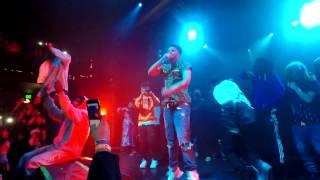 Smokepurpp feat. Xavier Wulf - Fuck A Swisher (Live in Santa Ana, 1/5/17)