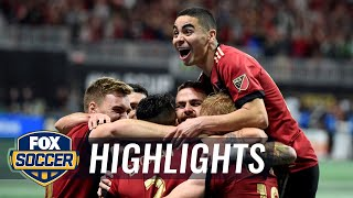 90 in 90: Atlanta United vs Portland Timbers | 2018 Audi MLS Cup