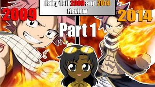 FAIRY TAIL REVIEW PART 1