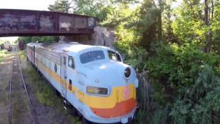 Abandoned train...the last stop!