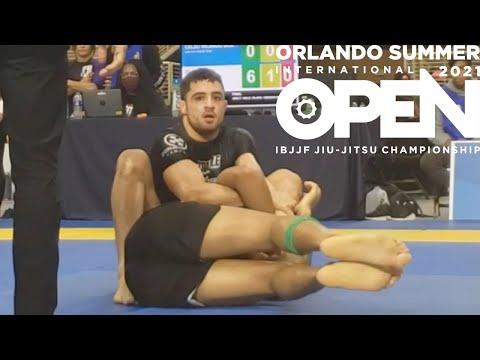 Oliver Taza v Celso Ricardo / Orlando Summer Open NoGi 2021