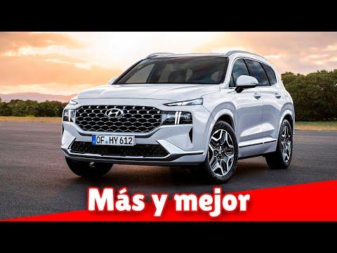 Hyundai SANTA FE 2020 ✅ ¿qué hay de nuevo en él?