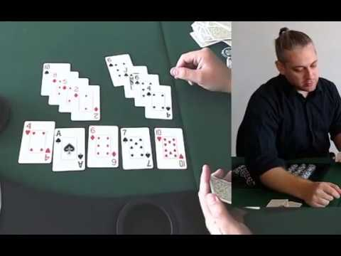LESSON 1 of 10 - Read Omaha Hands Like a Pro With a Simple Technique. How to Deal and Play Omaha