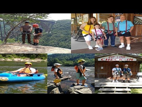 Best Family Vacation Resorts, Visit West Virginia, White Water Rafting West Virginia