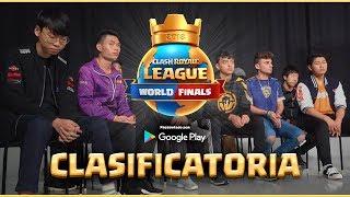 CRL: Torneo Clasificatorio de la Final Mundial