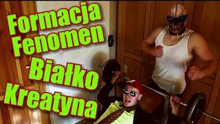 Disco Marek - KUKURYDZA (PARODIA) FF- Białko kreatyna