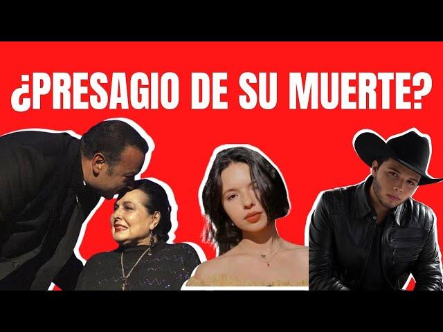 Cuando Dos Almas, Leonardo y Ángela Aguilar - El Aviso Magazine