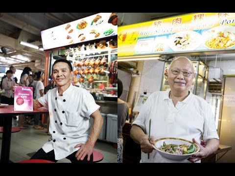 Singapore's Michelin hawkers