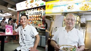 Singapore's Michelin hawkers