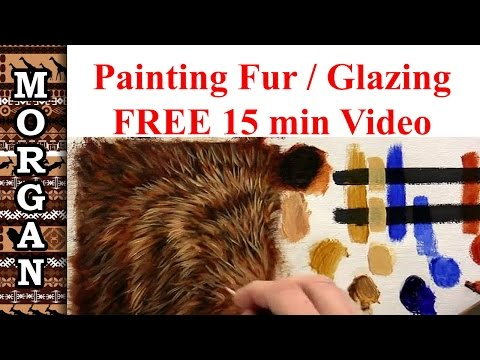 Glazing Techniques : Oil Painting - How to...