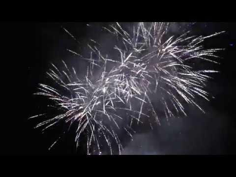 Fuochi d'inverno a Castelnovo Monti (Fuochi d'artificio)