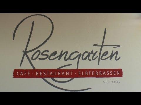 Wiedereröffnung des Rosengarten in Dresden