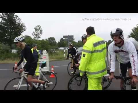 Verkehrskadetten Aachen 7. indeland-Triathlon