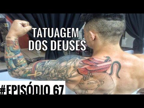 #episódio 67 ( TATUAGEM DOS DEUSES )