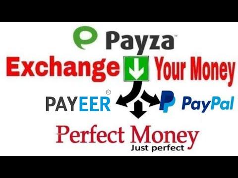 exchange payza į bitcoin