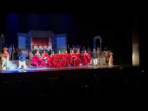 The Merry Widow – Finale and Curtain call in Dubai Opera