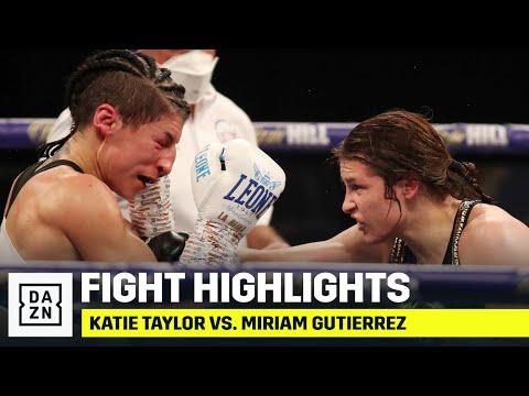 Кэти Тейлор – Мириам Гутьеррес / Katie Taylor vs. Miriam Gutierrez