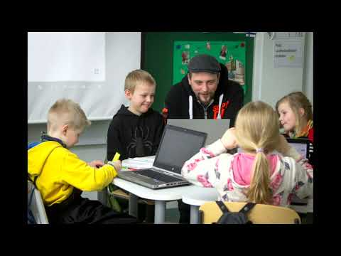 1. How schools in Finland use and manage Open Source - Jouni Lintu, Opinsys Oy ltd