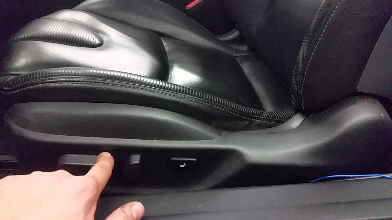bk1359 - 2004 mazda rx8 - driver side front seat