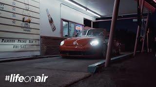 VW Beetle on Air Suspension - #LifeOnAir