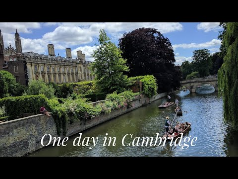 Day Trip to Cambridge