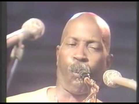 Eddie Cleanhead Vinson / Hal Singer /Jay McShann Montreux 1974