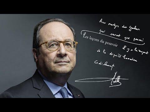 François Hollande reconnaît les martyrs du Gabon
