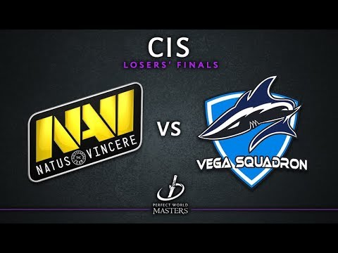 NaVi vs Vega - Perfect World Masters CIS Qualifier G3