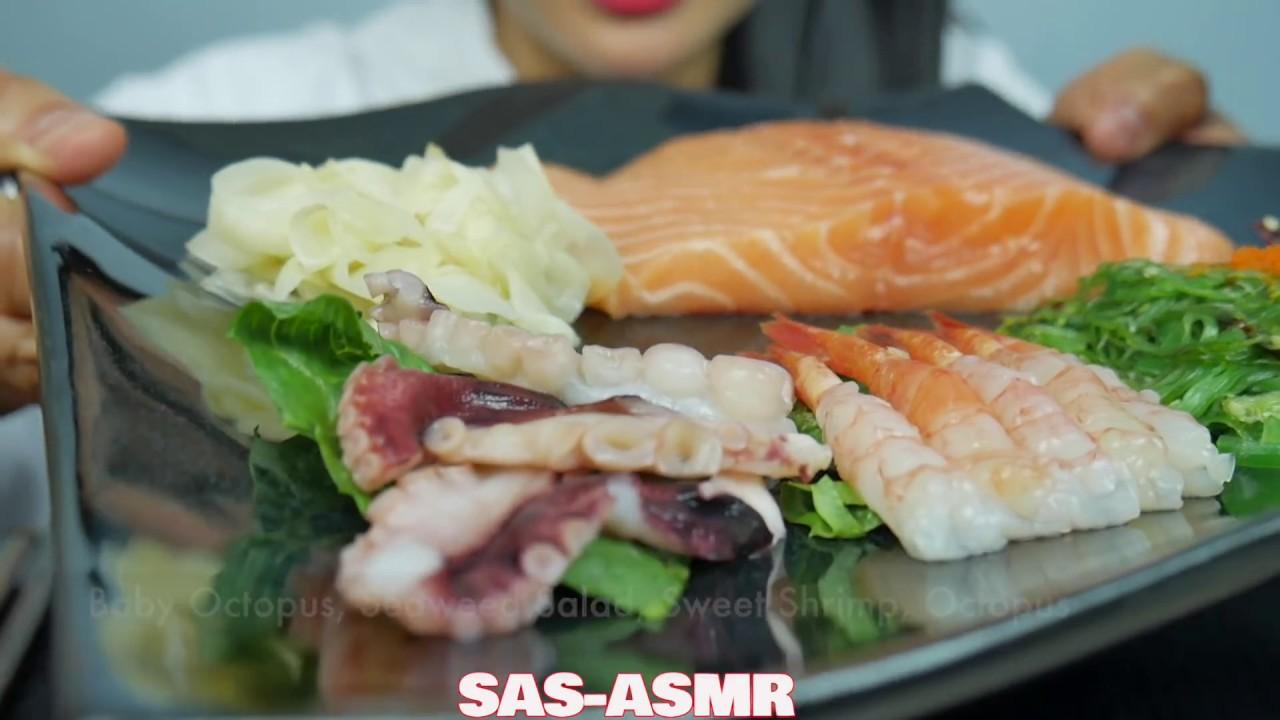 Asmr Salmon Sashimi Samples Savage Extreme Eating Sounds No Talking Sas Asmr Youtube Asmr salmon & octopus sashimi (raw savage extreme soft chewy eating sounds) no t. asmr salmon sashimi samples savage extreme eating sounds no talking sas asmr
