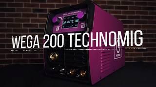 Сварочный полуавтомат Wega 200 TECHNOMIG (Описание, обзор, тест)