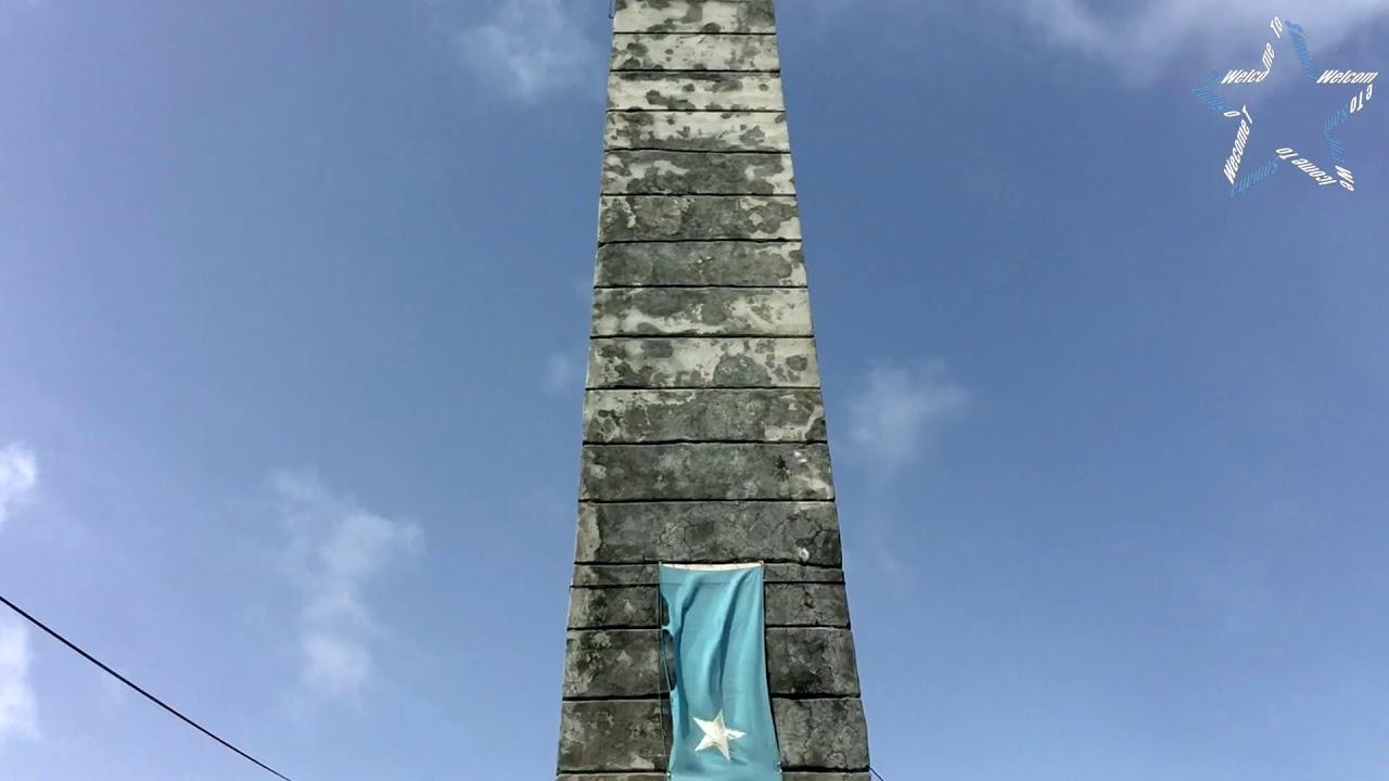 Beerta Nabadda,  Daljirka Dahsoon & Xeebta Liido - Welcome to Somalia