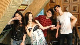 YOUTUBERLƏR GÖRÜŞTÜ! Leyla Aliyeva, Nihad Aliyev , Murad Muxtarov , Nigar Nuri