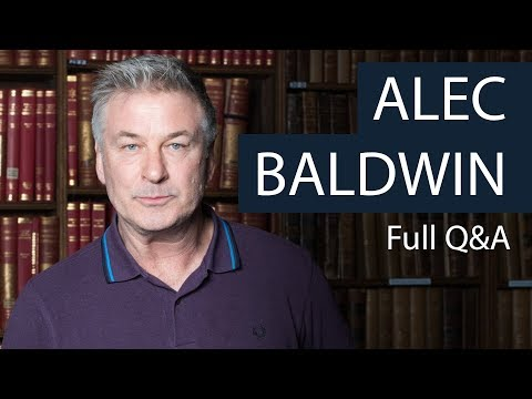 Alec Baldwin  Full Q&A  Oxford Union
