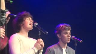 HomeTown Performing Hello Vicar St 4/12/15