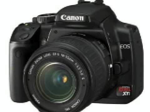 c mera digital slr canon eos xs youtube rh youtube com Canon EOS Rebel T3i Manual manual da camera canon eos rebel t3i em portugues