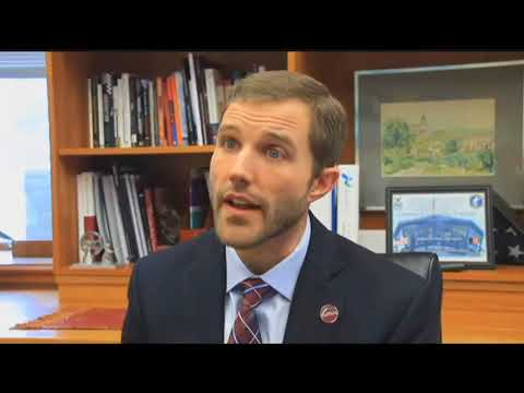 University of Montana President Seth Bodnar