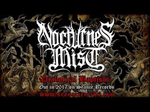 Nocturnes Mist - Barbs of Sadism
